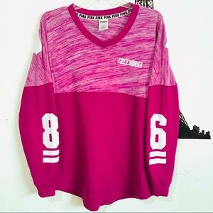 VS PINK oversized sweater